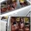 ชุดคลุมเบาะรถยนต์ลาย MeiTu (สีน้ำตาล) thumbnail 3