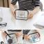 TB68 Cosmetic Bag - กระเป๋าใส่เครื่องสำอาง พลาสติกใส thumbnail 4