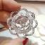 พร้อมส่ง Diamond Chanel Brooch เข็มกลัดชาแนล ทรงกลม thumbnail 3