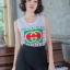 เสื้อผ้าแฟชั่นพร้อมส่ง ชุด set Gucci & Chanel thumbnail 3