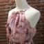 ชุดเดรสเกาหลี พร้อมส่งlong dress สีหวานสายเดี่ยวแบบผูก thumbnail 8