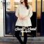 เสื้อผ้าเกาหลี พร้อมส่งเสื้อทรงสวยหวานสไตล์สาวเกาหลี thumbnail 9