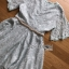 ชุดเดรสเกาหลี พร้อมส่งเดรสผ้าลูกไม้สีฟ้าเขียวพาสเทล พร้อมเข็มขัดมุก thumbnail 15