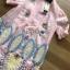 เสื้อผ้าเกาหลี พร้อมส่งเชิ้ตเดรสปักลายสีพาสเทลสุดหวาน thumbnail 6
