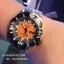 Seiko Monster Automatic รุ่น SRP315K2 นาฬิกาข้อมือผู้ชาย สีดำเงิน สายสแตนเลส thumbnail 10