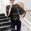 เสื้อผ้าเกาหลี พร้อมส่งSummer Luxury Pearl Top thumbnail 5