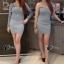 เสื้อผ้าเกาหลี พร้อมส่งWinter Fall Sensual Set thumbnail 2