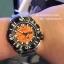 Seiko Monster Automatic รุ่น SRP315K2 นาฬิกาข้อมือผู้ชาย สีดำเงิน สายสแตนเลส thumbnail 11