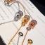 พร้อมส่ง Diamond Bvlgari Bracelet ข้อมือ บูการี่เพชร เหมือนแท้ชนช๊อป เพชรฝังCZ8Aรอบ งาน1:1 thumbnail 4