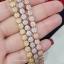 พร้อมส่ง Diamond Bracelet & Ring สร้อยข้อมือและแหวนเพชรงาน 3 กษัตริย์เ thumbnail 2