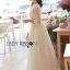 Eves Princess Style White Lace Dress thumbnail 7
