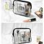 TB68 Cosmetic Bag - กระเป๋าใส่เครื่องสำอาง พลาสติกใส thumbnail 5