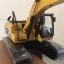 โมเดลรถก่อสร้าง CAT 320D L สเกล 1:50 by DIECAST MASTERS thumbnail 6