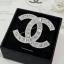 พร้อมส่ง Chanel Brooch เข็มกลัดชาแนลงานเพชร CZ แท้ thumbnail 1