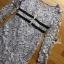 ชุดเดรสเกาหลี พร้อมส่งเดรสผ้าลูกไม้สีม่วงอมฟ้าพาสเทลสุดหรู thumbnail 7