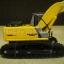 โมเดลรถก่อสร้าง NEW HOLLAND E215BL.C LONG REACH EXCAVATOR 1:50 BY MOTORART thumbnail 7