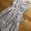 ชุดเดรสเกาหลี พร้อมส่งเดรสผ้าลูกไม้สีม่วงไลแล็คสไตล์แบรนด์ thumbnail 9
