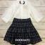 เสื้อผ้าเกาหลี พร้อมส่งชุดเซ็ต Chanel thumbnail 6