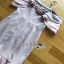 ชุดเดรสเกาหลี พร้อมส่งเดรสผ้าเครปสีชมพูทรงสายเดี่ยวเปิดไหล thumbnail 11