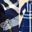 เสื้อผ้าเกาหลี พร้อมส่งแจ็กเก็ตโค้ทลาย Burberry thumbnail 10