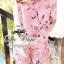 ( พร้อมส่ง) จั๊มสูทชิคๆ ที่สาวๆห้ามพลาดในยุคนี้ค่ะ อวดเรียวขาสวยๆกันนะคะ จั๊มสูทเนื้อผ้าชีฟองพิมพ์ลายดอกไม้สีสันชัดเจนสวยๆ บุซับในในตัวเลยค่ะ ช่วงบนชุดทรงแขนยาวปกสูทเก๋ๆ คอVลึก จั๊มช่วงเอวปลายขาเล่นระบายสวยมากค่ะ thumbnail 11