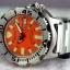 Seiko Monster Classic Men's Orange Automatic Dive Watch SKX781K1 thumbnail 3