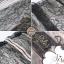 ชุดเดรสเกาหลี พร้อมส่งเดรสลูกไม้ลุคเรียบหรู เนื้อผ้าลูกไม้สีดำเกรดดีท thumbnail 8