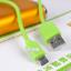 สายชาร์จ Micro USBใช้กับSAMSUNG android ยาว90cm GOLF ของแท้ thumbnail 3