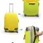 ผ้าคลุมกระเป๋าเดินทาง ผ้ายืด สีเรียบ thumbnail 4