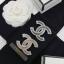 พร้อมส่ง Diamond Chanel Brooch เข็มกลัดชาแนล มีปั้ม Logo thumbnail 5