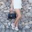 รองเท้าส้นเกาหลี งานสีขาว แบบขายดี พื้นนิ่มใส่สบาย thumbnail 1