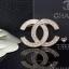 พร้อมส่ง Chanel Brooch สไตล์ Logo ตัว C ดีไซด์เก๋ไก๋ เพชร 2 ชั้น thumbnail 4