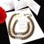 พร้อมส่ง Christian Dior Necklace & Bracelet เป้ะทุกจุด thumbnail 2