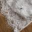 ชุดเดรสเกาหลี พร้อมส่งเดรสผ้าลูกไม้สีขาวตกแต่งริบบิ้นสีดำ thumbnail 11