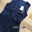 เสื้อผ้าเกาหลี พร้อมส่งจัมป์สูทขาสั้นติดกระดุมสไตล์มินิมัลชิคพร้อมโชคเกอร์ thumbnail 11