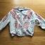 เสื้อผ้าเกาหลี พร้อมส่งบอมเบอร์แจ็กเก็ตผ้าคอตตอนปักลายดอกไม้สไตล์สปอร์ต thumbnail 9
