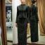 ชุดไทยจิตรลดาตัดเย็บโดยช่างฝีมือมีซับทั้งชุด ใช้ผ้าไหมสองเส้น thumbnail 11