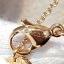 พร้อมส่ง Diamond Bvlgari Necklace สร้อยคอบูการี่เพชรฝังCZ8Aรอบ งาน1:1 thumbnail 5