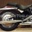 โมเดล Harley-Davidson Heritage Softail Classic - Limited Edition 2006 สเกล 1:10 by Franklin Mint thumbnail 8
