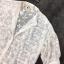 เสื้อผ้าแฟชั่น พร้อมส่งKorean Summer Time Lace Shirt thumbnail 11