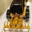 โมเดลรถก่อสร้าง CAT 140M Motor Grader by Norscot สเกล 1:50 thumbnail 11