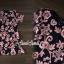 เสื้อผ้าเกาหลี พร้อมส่งSakura Pink Lace Netty Dress thumbnail 6