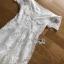 ชุดเดรเสกาหลี พร้อมส่งเดรสผ้าลูกไม้สีขาวทรงเปิดไหล่สไตล์คลาสสิกวินเทจ thumbnail 12