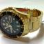 SEIKO SNZF22J1Seiko MINI Monster Automatic นาฬิกาข้อมือผู้ชาย สีดำทอง สายสแตนเลส thumbnail 3