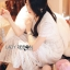 ชุดเดรสเกาหลี พร้อมส่งเดรสยาวผ้าลูกไม้สีขาวตกแต่งระบายสไตล์โรแมนติก thumbnail 10