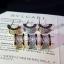 พร้อมส่ง BZero1 Bvlgari earring ต่างหูบูการี่เพชรฝังCZ8A งาน1:1 เกรดแพงที่สุด thumbnail 1