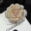 พร้อมส่ง ปรบมือรัวๆ ให้กับ Chanel Brooch thumbnail 5