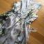 ชุดเดรสเกาหลี พร้อมส่งเดรสแขนกุดผ้าซาตินพิมพ์ลายดอกกุหลาบ thumbnail 18