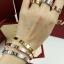 พร้อมส่ง LOVE 4 diamond Bracelet กำไลรุ่น LOVEเพชร4เม็ด ยอดฮิตตลอดกาล thumbnail 6