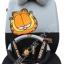 ชุดคลุมเบาะรถยนต์ ลาย Garfield (สีเทา-ดำ) thumbnail 1